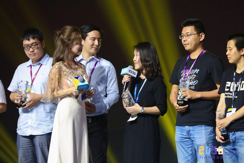 2050青年奖十位获奖者揭晓,勇于探索让未来更美好