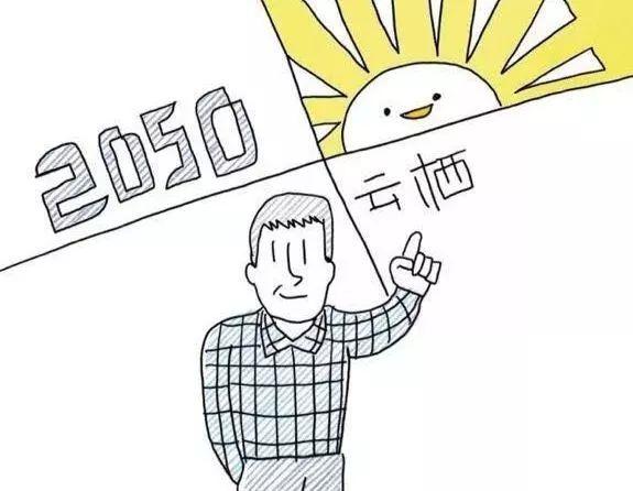 2050大会,一场全球年青人的奇迹大会