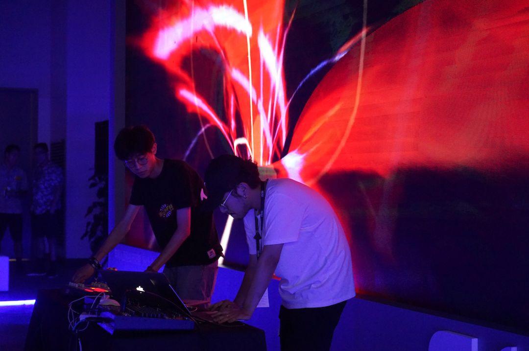 2050现场 | 零视联盟,为艺术新力量发声