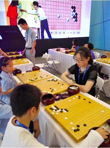 2050大会天壤AI围棋论道,世界围棋第一人对决AI